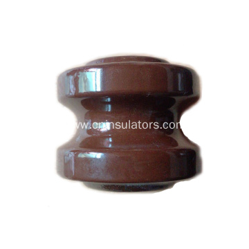 R2  Low Voltage Shackle Porcelain Insulator