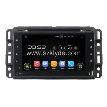 GMC full touch andorid 7.1 auto stereo