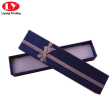rectangle gift box necklace paper packaging box