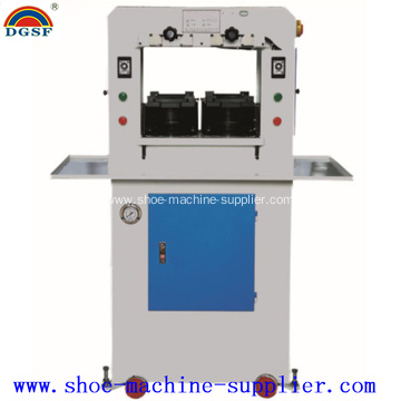 Low Cost for Insole Making Machine Big Power Double-Station Insole Moulding Machine BD-316C supply to Indonesia Supplier