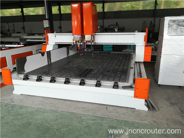 3 axis cnc 1325 granite stone engraving machine