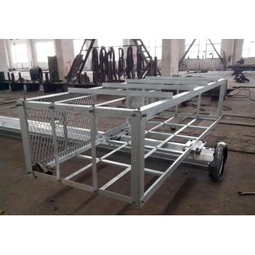 Factory made hot-sale for Steel Lighting Pole High Mast 20m high mast lighting pole supply to Tanzania Supplier