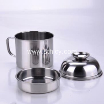 Stainless steel Multifunctional Fast Food Cup
