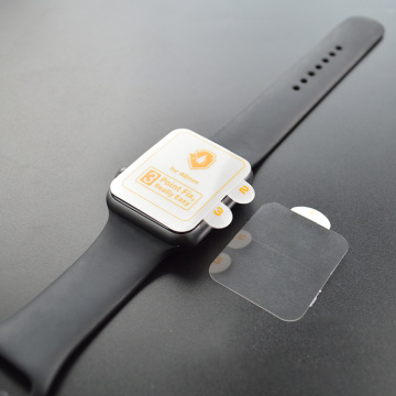 apple watch screen protector hide scratches