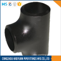 Equal Tee Steel Pipe Fittings