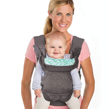 Mummy Organic Baby Backpack Carry Wrap Bag Set