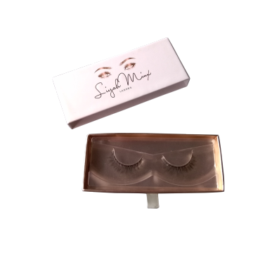 Eyelash Luxury Drawer Sliding Box