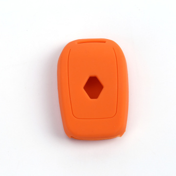 Silicone key cap embossed car key cover