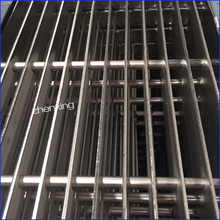 Leading for Stainless Drain Steel Grating Type 304 Stainless Steel Bar Grating export to Antigua and Barbuda Factory