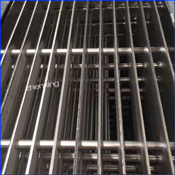 OEM China High quality for China Stainless Steel Grating,Stainless Steel Drain Grating,Stainless Steel Floor Grating,Stainless Drain Steel Grating Supplier Type 304 Stainless Steel Bar Grating export to Tuvalu Factory