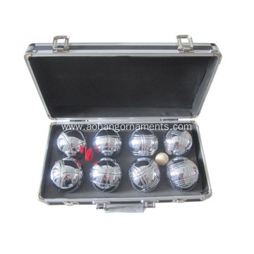 Professional for Outdoor Boules Lawn Garden Game Boules Petanque export to Haiti Factory