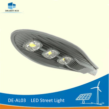 Special for Led Solar Street Light DELIGHT DE-AL03 COB Parking Lot Lighting Design supply to Ukraine Factory