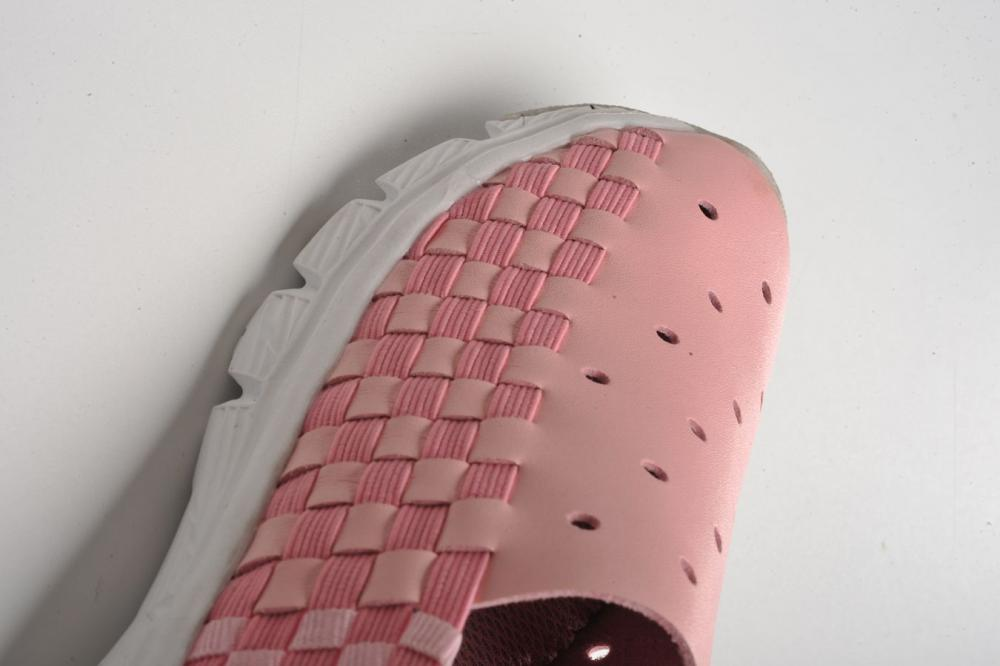Children's Microfiber Woven Shoes-2