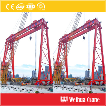 Gantry Crane with Double Trolley