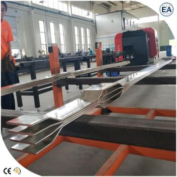 CNC Bus Duct Sawing And Flaring Machine