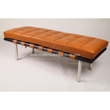Knoll Barcelona Bench 2 seater