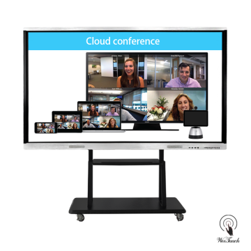 86 Inches Smart Panel With Mobile Stand