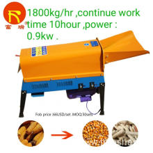 capacity 1800kg/hr 5ty-50-100 corn thresher machine for sale