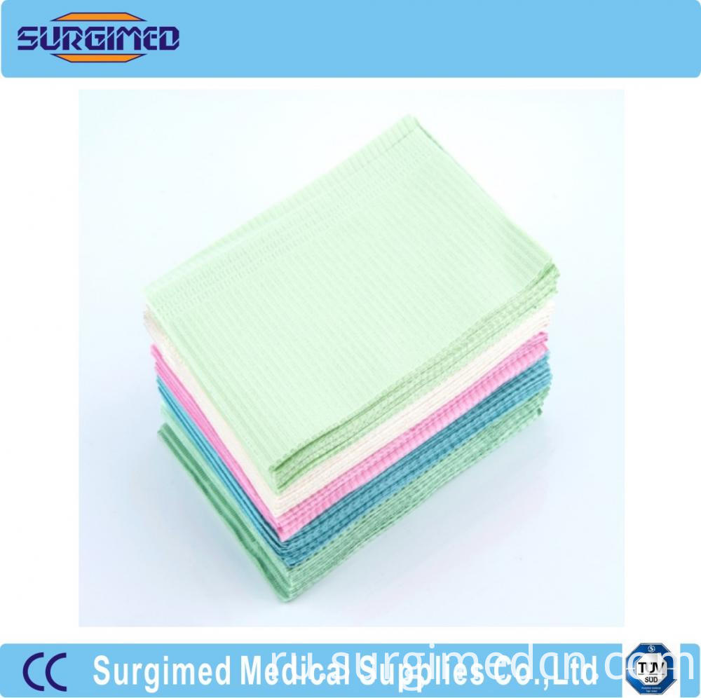 Plastic Pe Disposable Apron Dental Bid