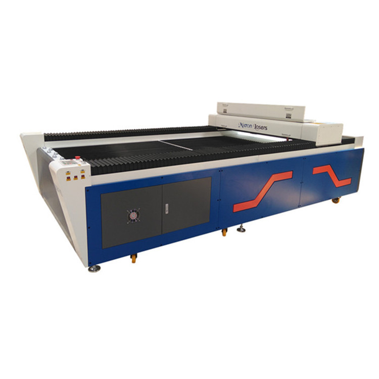 New Arrival Co2 Laser Metal Cutting Machine 6