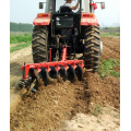 Farm equipment disc plough