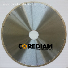 Best Quality for Stone Cutter Blade 350mm Brazed Marble Blade supply to Antarctica Manufacturer