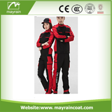 Breathable Polyester Materials OEM Safety Workwear