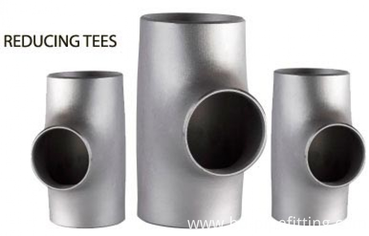 Stainless Steel Wp316/316L Equal Tee
