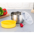 High Quality Stainless Steel Instant Noodles Cup