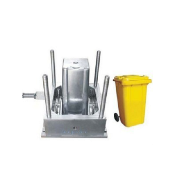 Plastic Garbage Can Customized Injection Mould