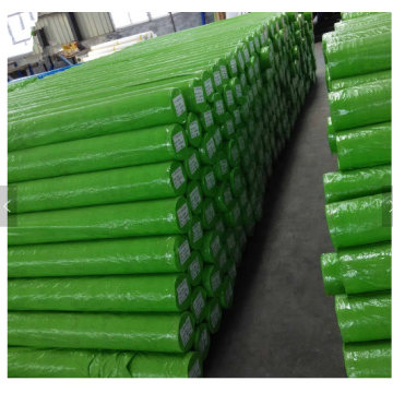 120gsm tarpaulin roll with paper core