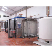 New Vacuum Metallizing equipment
