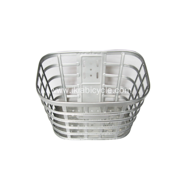 Manufacturer of for Bicycle Basket And Fittings Metal Bicycle Basket with CP Surface Finished supply to Switzerland Supplier