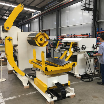 NC Servo Straightener Feeders For automotive industry