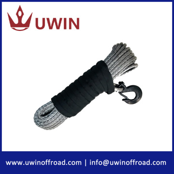 Double Braided 9mm 28m Synthetic Winch Rope