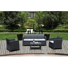 Low Price PP Garden Furniture Sofa Outdoor