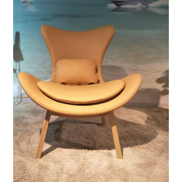 Occasional Lazy Lounge Chair by Michele Menescardi