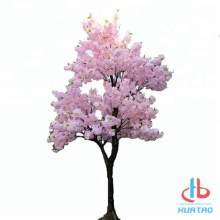 Artificial Peach Blossom Tree For Wedding