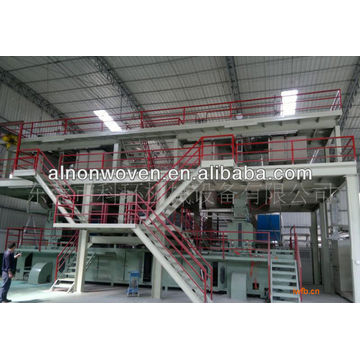 PP spunbonded nonwoven machine