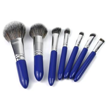 Juda yoqimli 7pcs kosmetik Mini Makeup Brush Set