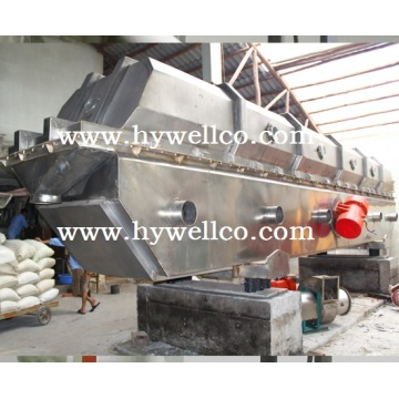Good Quality for Box Shape Fluidized Dryer Eggshell Granules Drying Machine supply to Papua New Guinea Importers