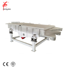 Standard linear vibratory screening aggregate sieving machine