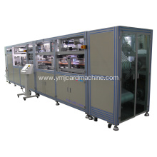 Full Auto Sheet Collating Machine