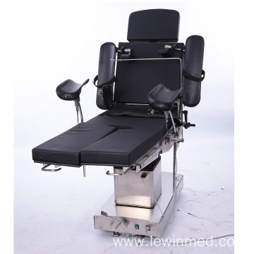CE FDA Approved Full Position X-Ray Operating Table
