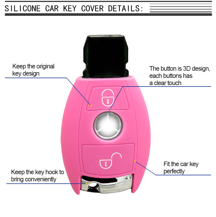 Benz car key Covers