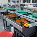 Customized Motorized Roller Conveyor System