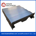 Strong structure telescopic guide shield bellows cover