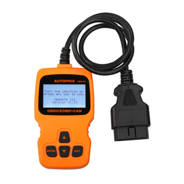 Wholesale Price for Obdii Code Reader Autophix OM123 OBD2 EOBD CAN Engine Code Reader export to Bermuda Supplier
