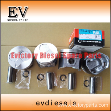 KUBOTA engine piston V2203DI  Piston ring