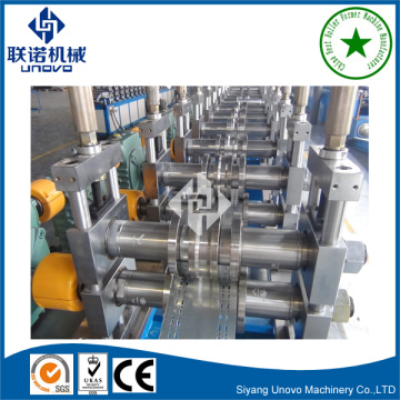 C section unistrut channel roll forming machine